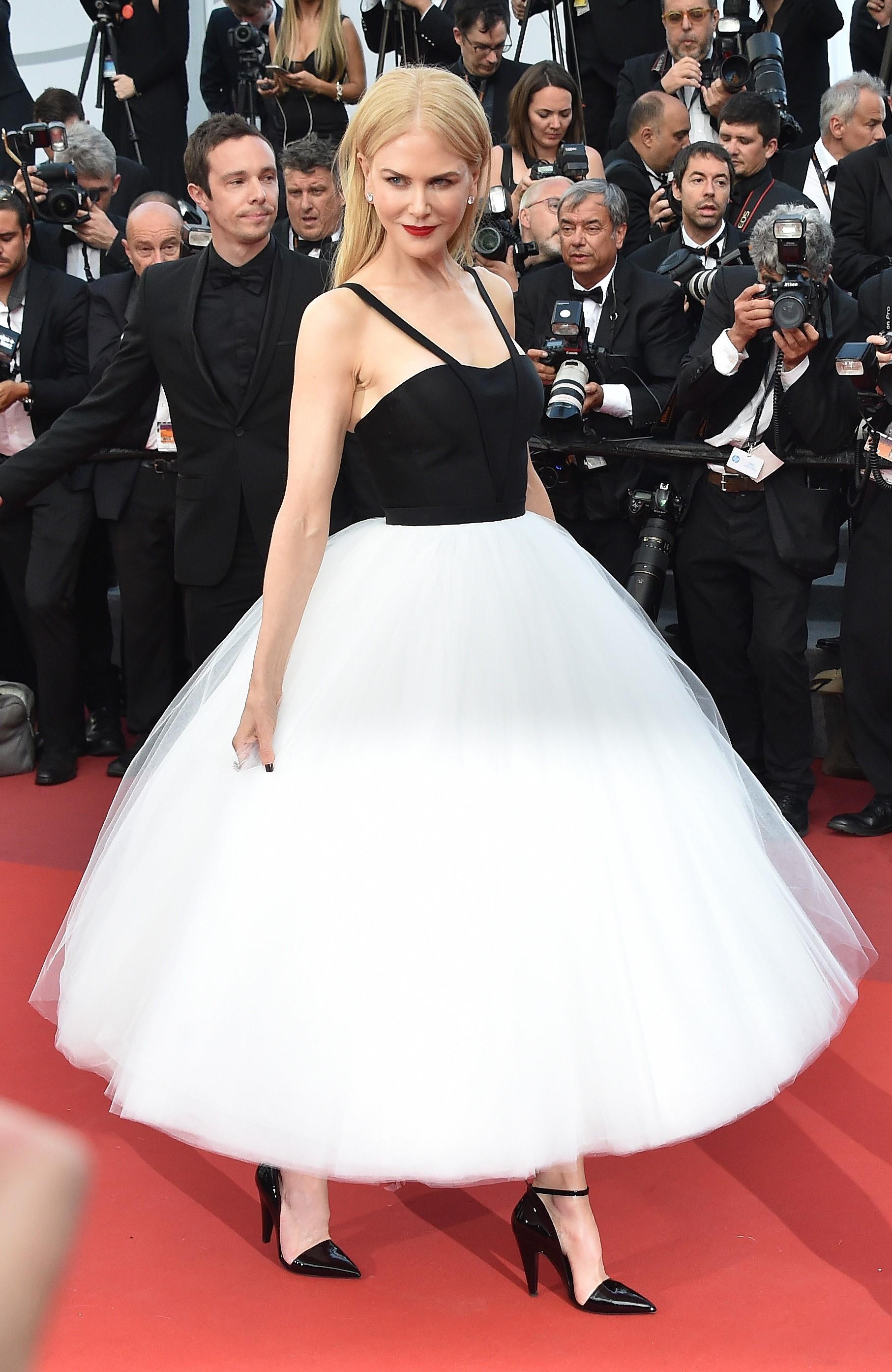 Nicole Kidman, Cannes, Alfombra Roja, Estilo, Moda