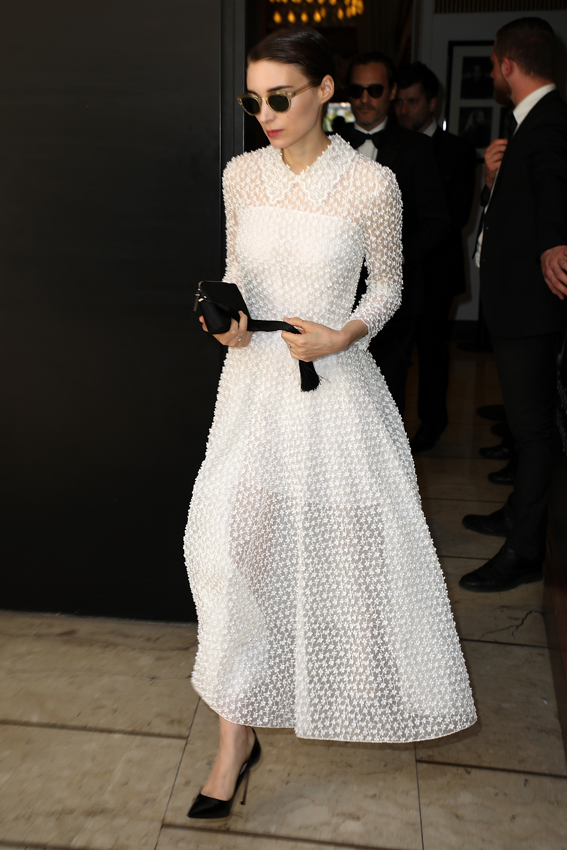 Rooney Mara, style, look, dior