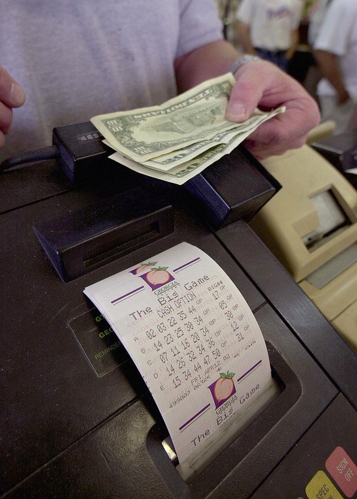 Big Game Lottery Jackpot at $220 million
