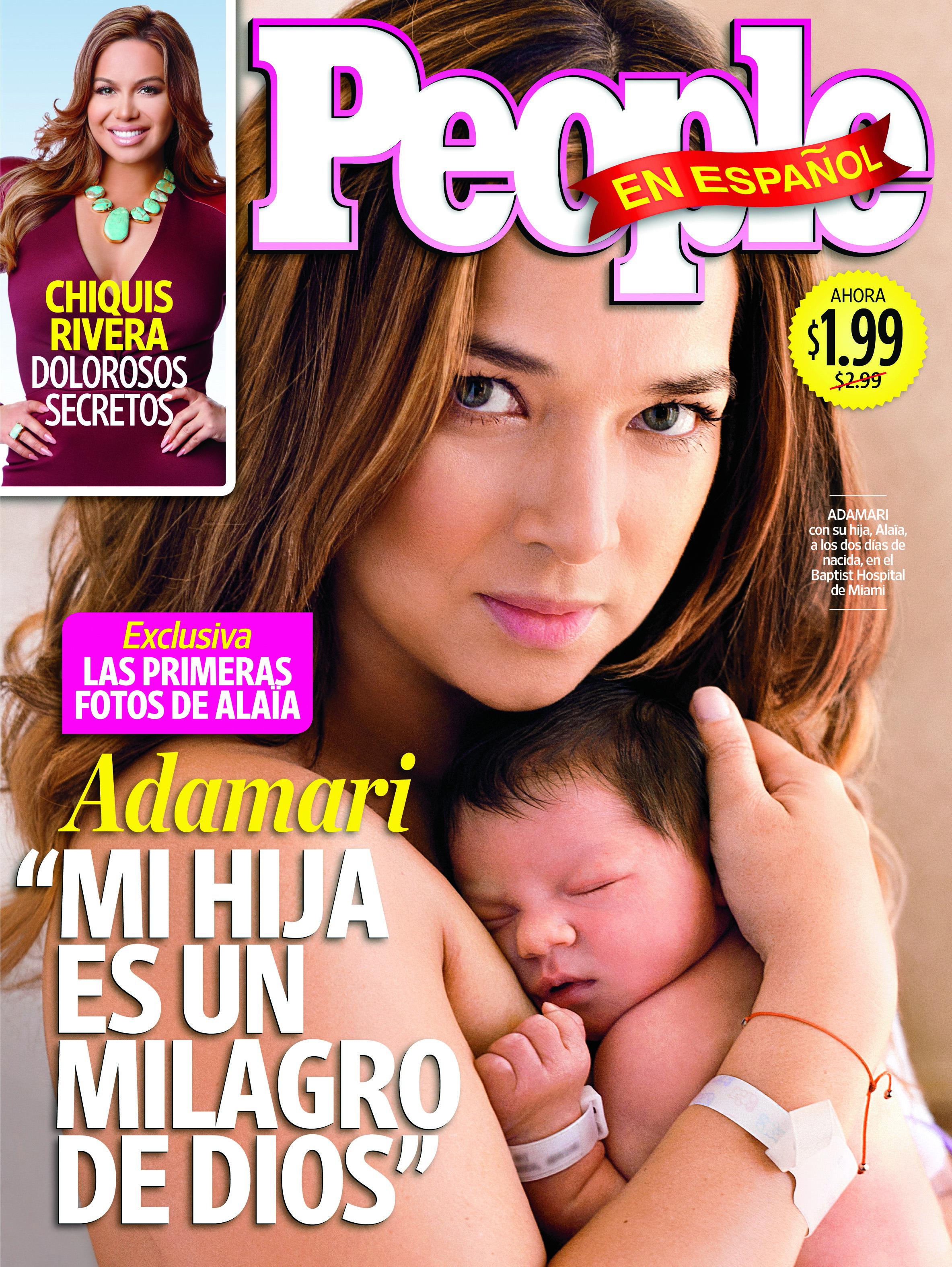 Adamari López y Alaia