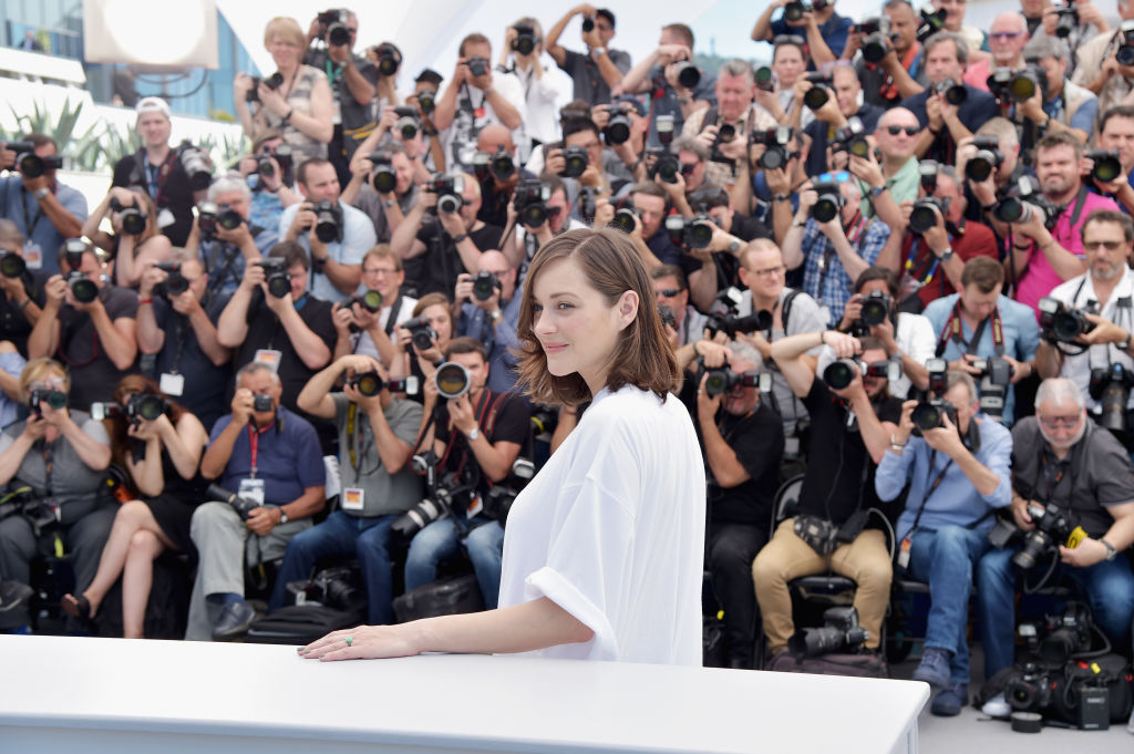 """Ismael's Ghosts (Les Fantomes d'Ismael)"" Photocall - The 70th Annual Cannes Film Festival"