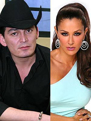 José Manuel Figueroa y Ninel Conde