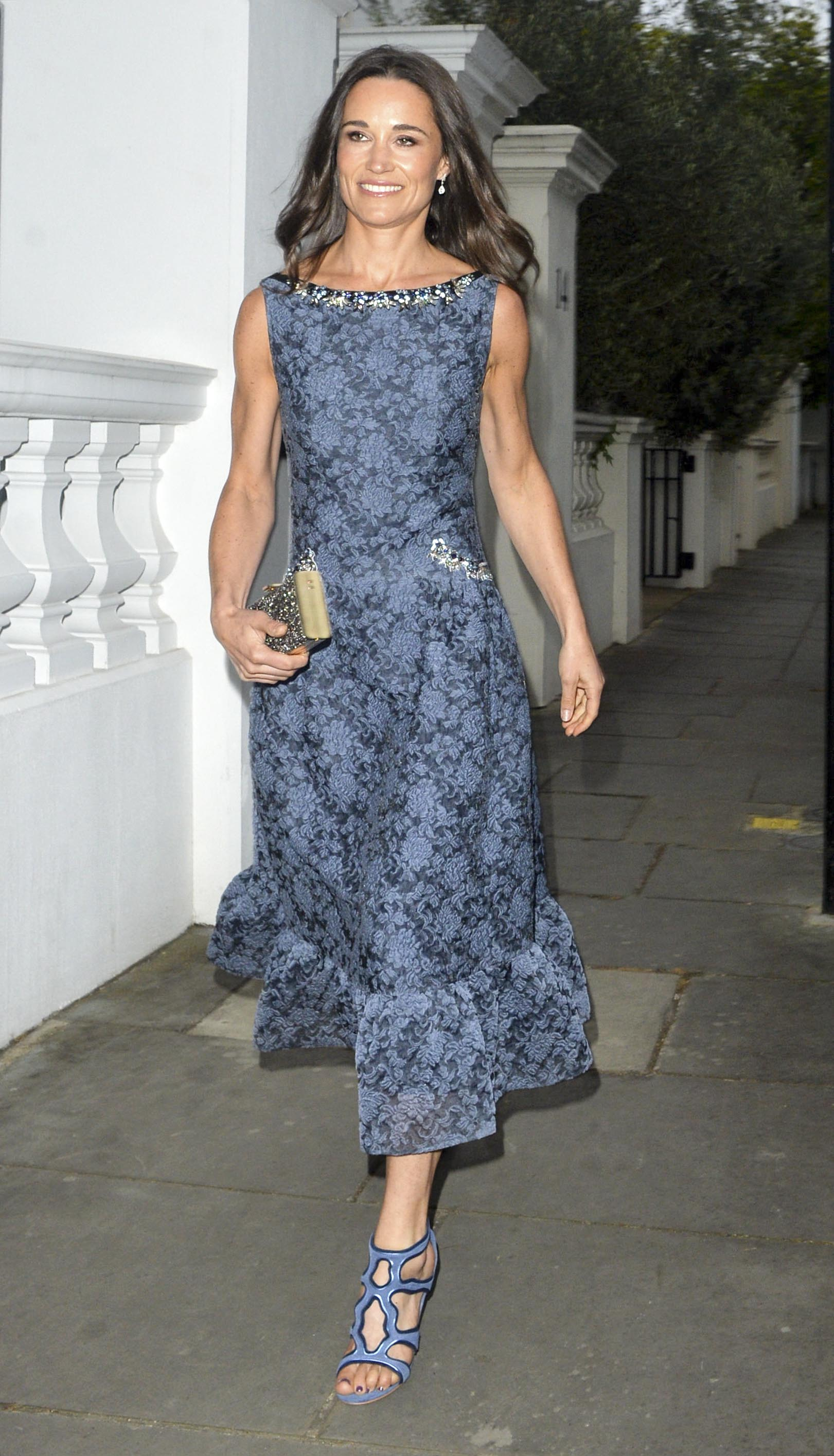 Pippa Middleton, look