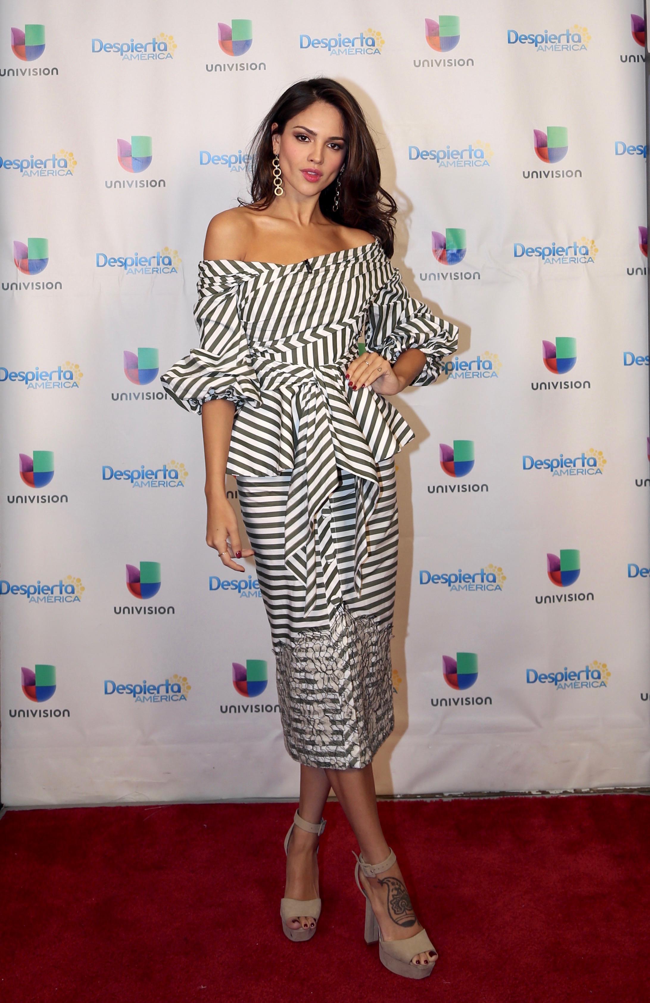 Eiza Gonzalez, look, estilo, style