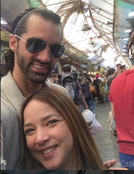 10 frases de amor de Adamari Lopez y Toni Costa 10