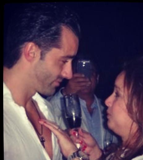 10 frases de amor de Adamari Lopez y Toni Costa 8