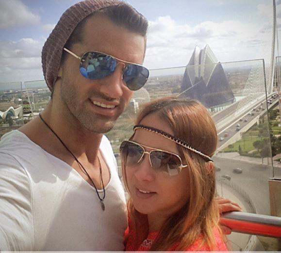 10 frases de amor de Adamari Lopez y Toni Costa 9