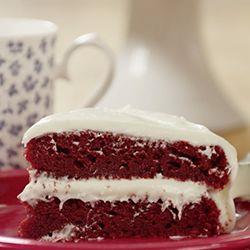 Pastel red velvet sin gluten