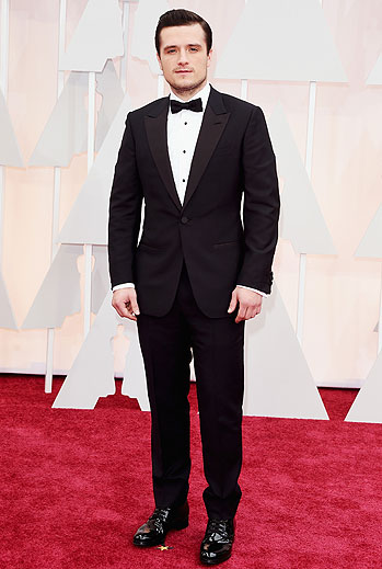 Josh Hutcherson, Oscars 2015
