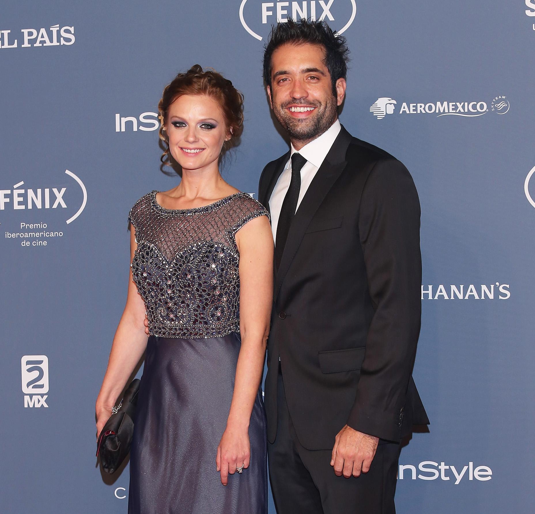 Ana Layevska y su esposo, Rodrigo Moreira