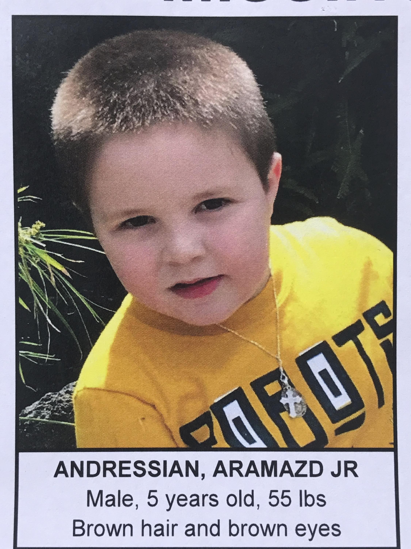 Aramazd Andressian Jr.