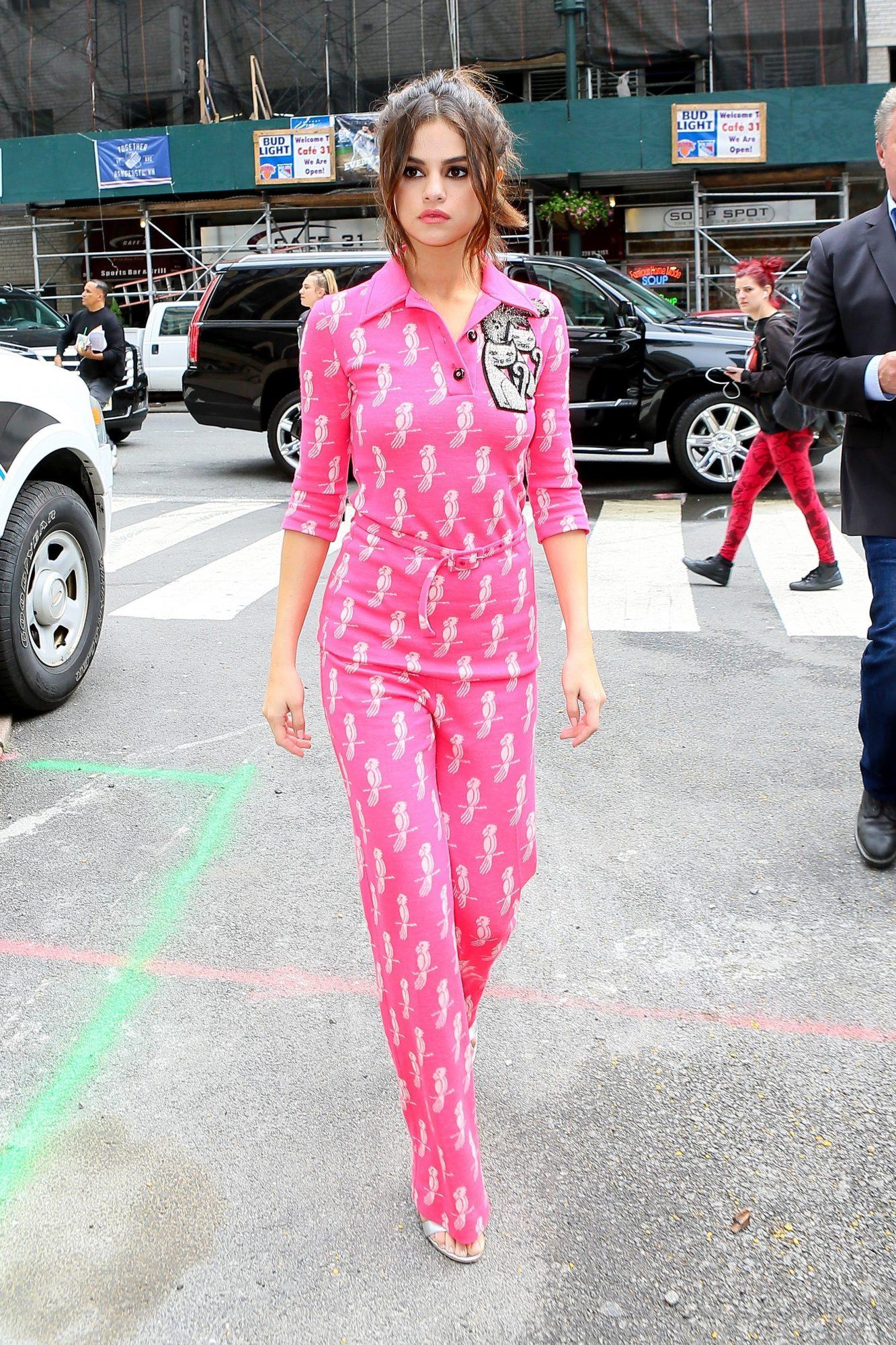 Selena Gomez, cambios de look, estilo
