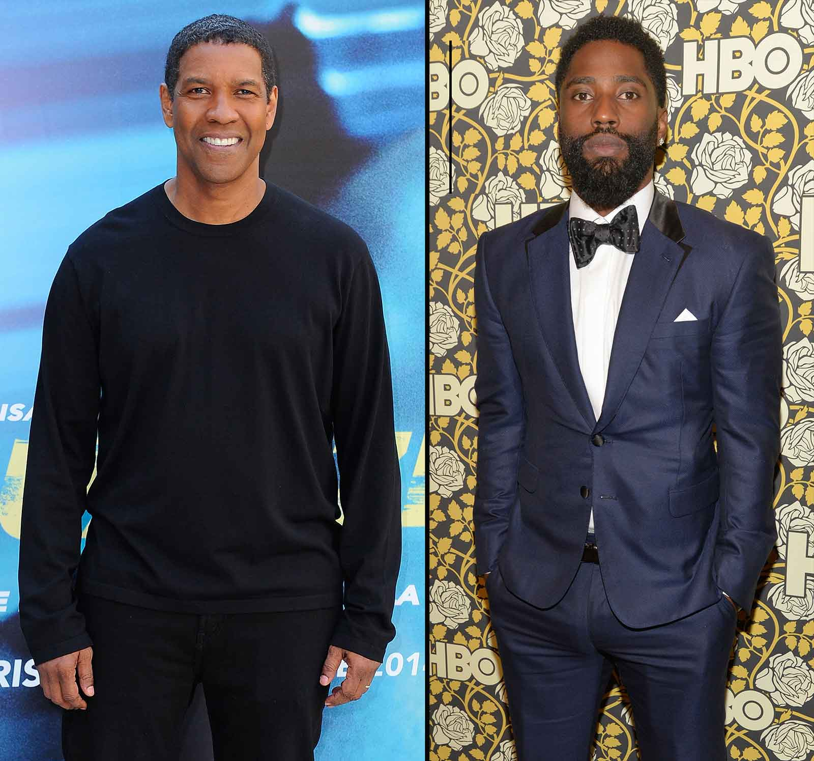 Denzel y John David Washington