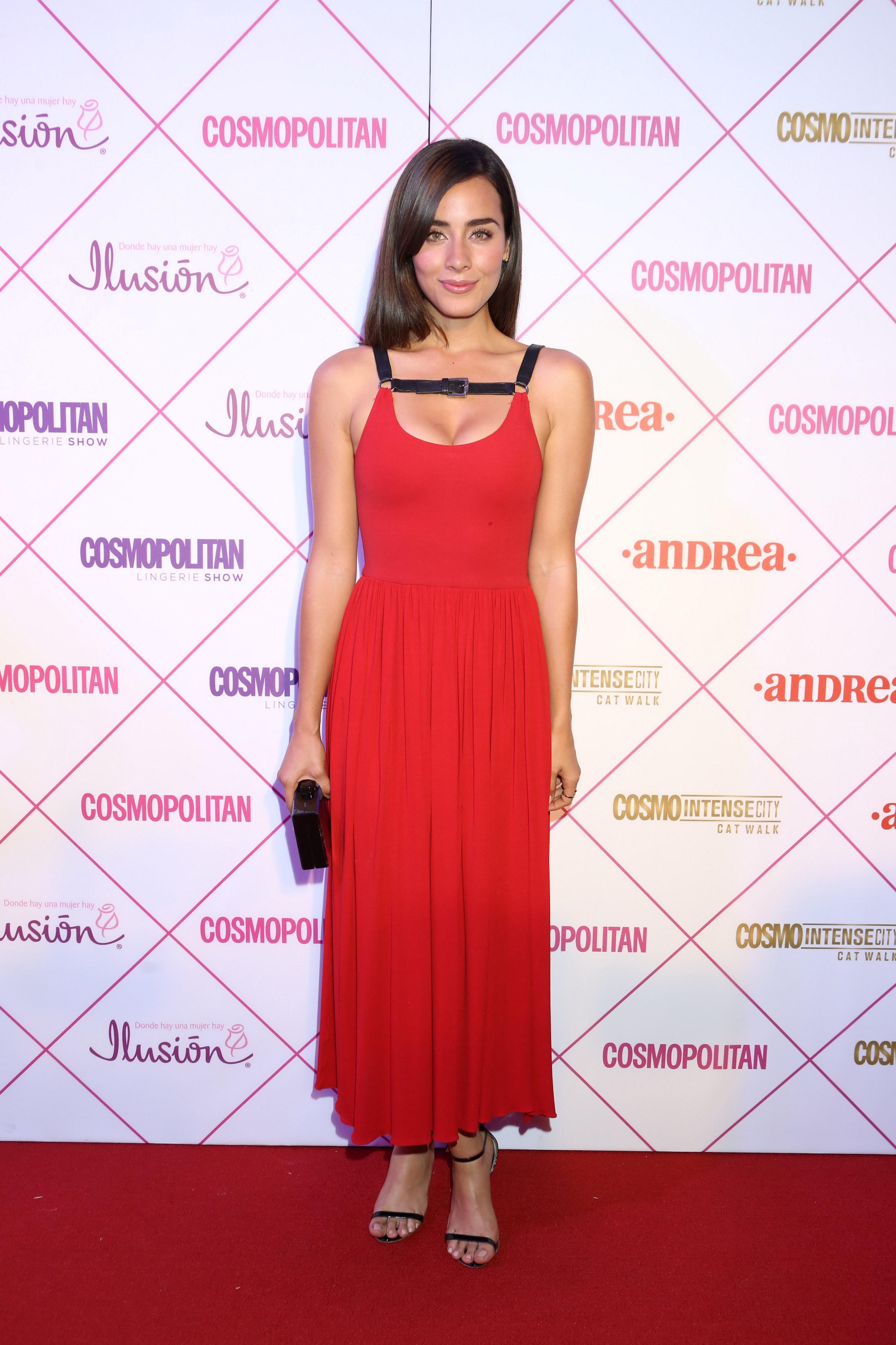 Esmeralda Pimentel, look, estilo