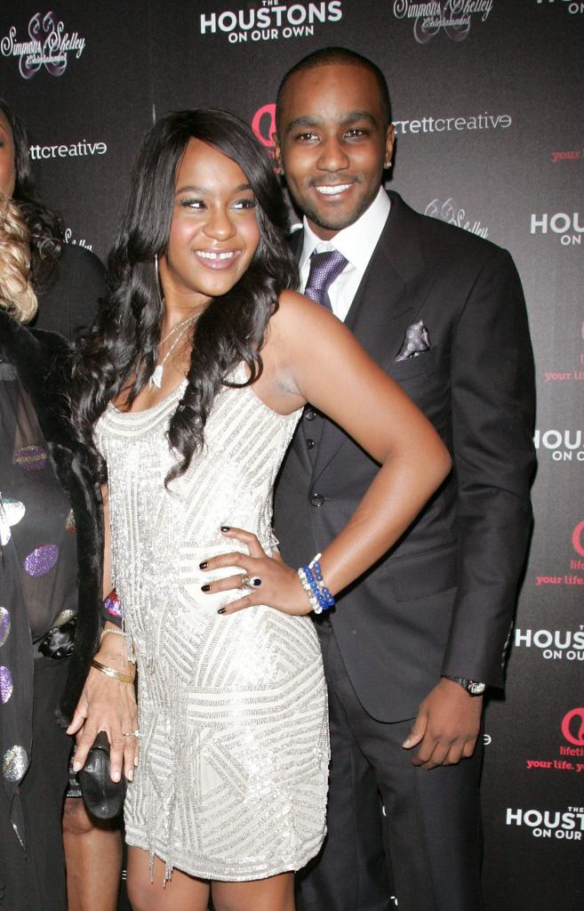 Bobbi Krisitina, Nick Gordon