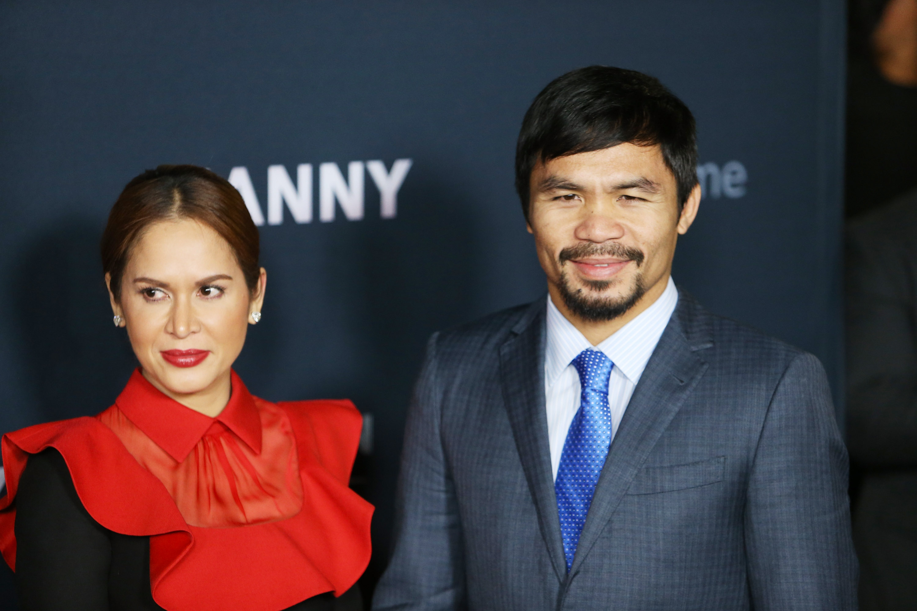 "Los Angeles Premiere Of ""Manny"""
