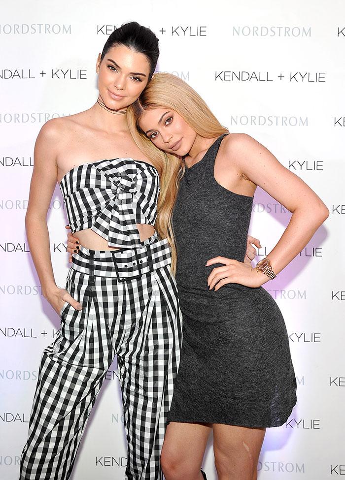 Kendall Jenner, Kylie Jenner, Kendall + Kylie, ropa, moda