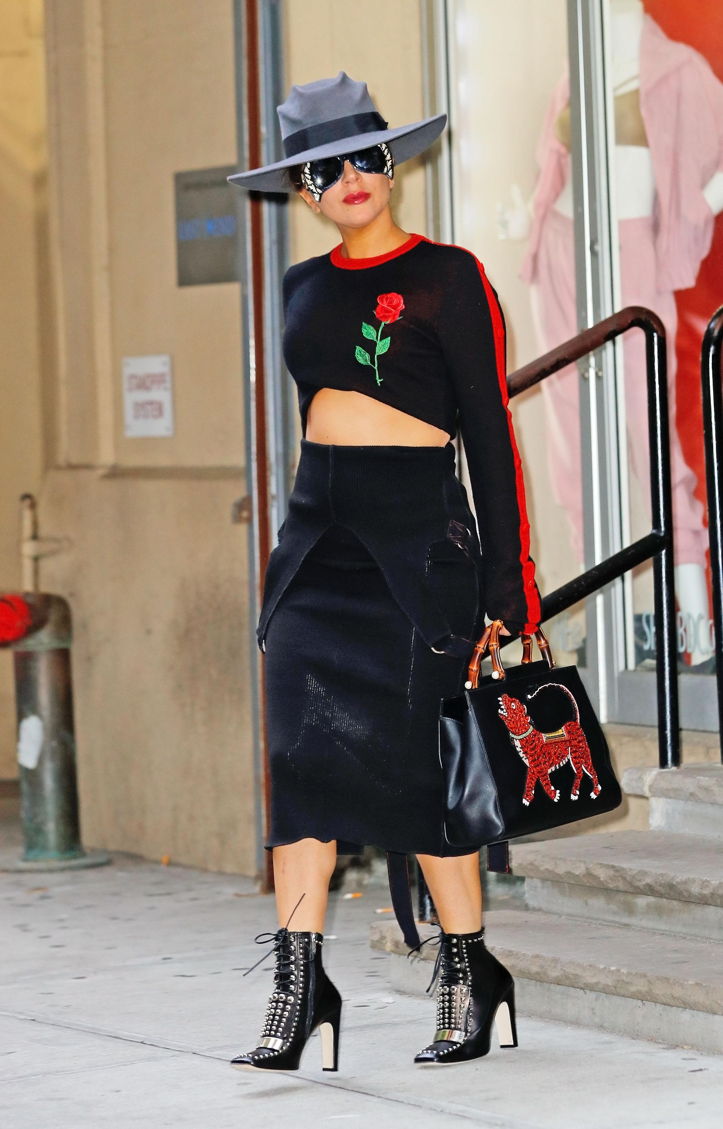 Lady Gaga, Style