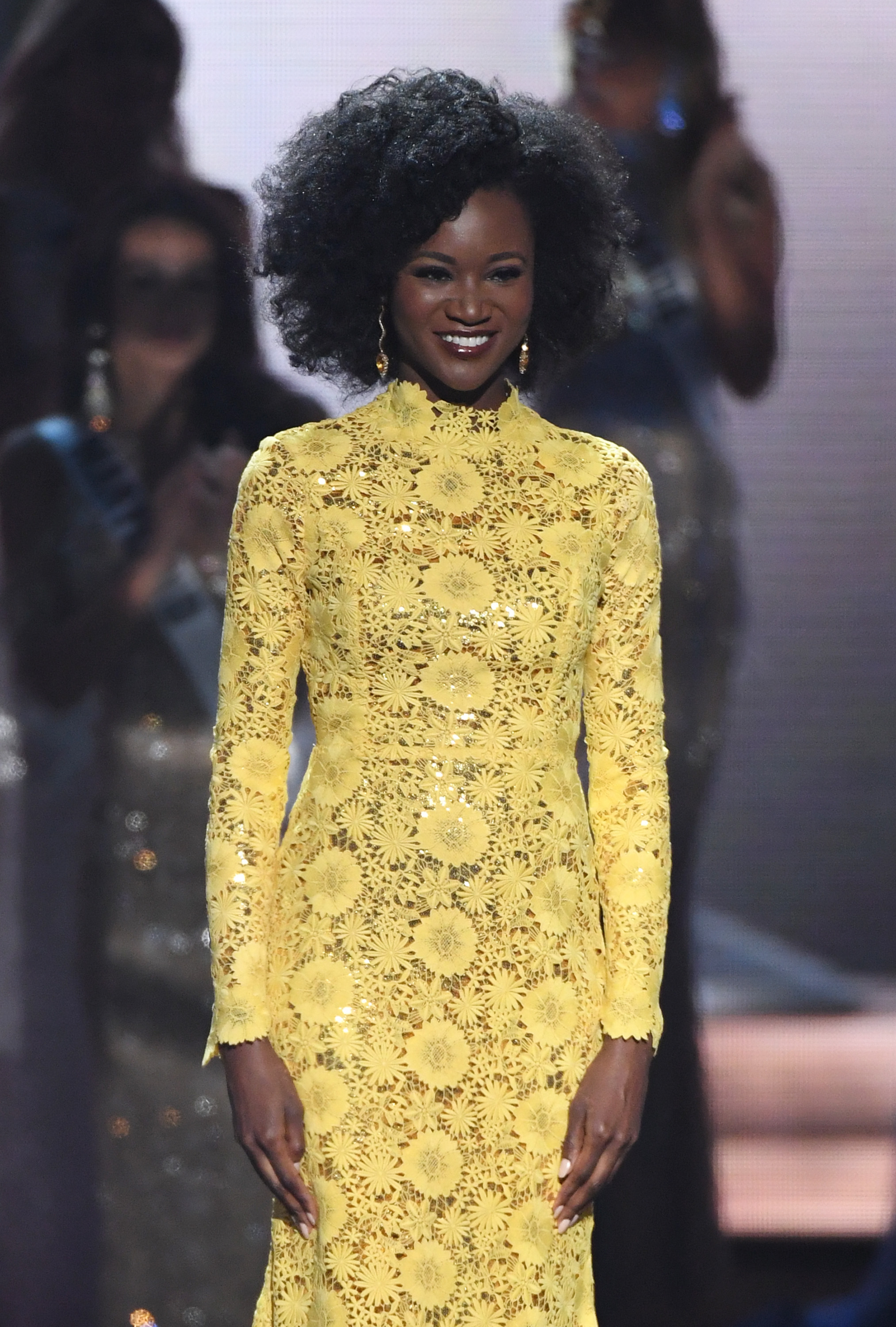 Miss USA 2016 Deshauna Barber