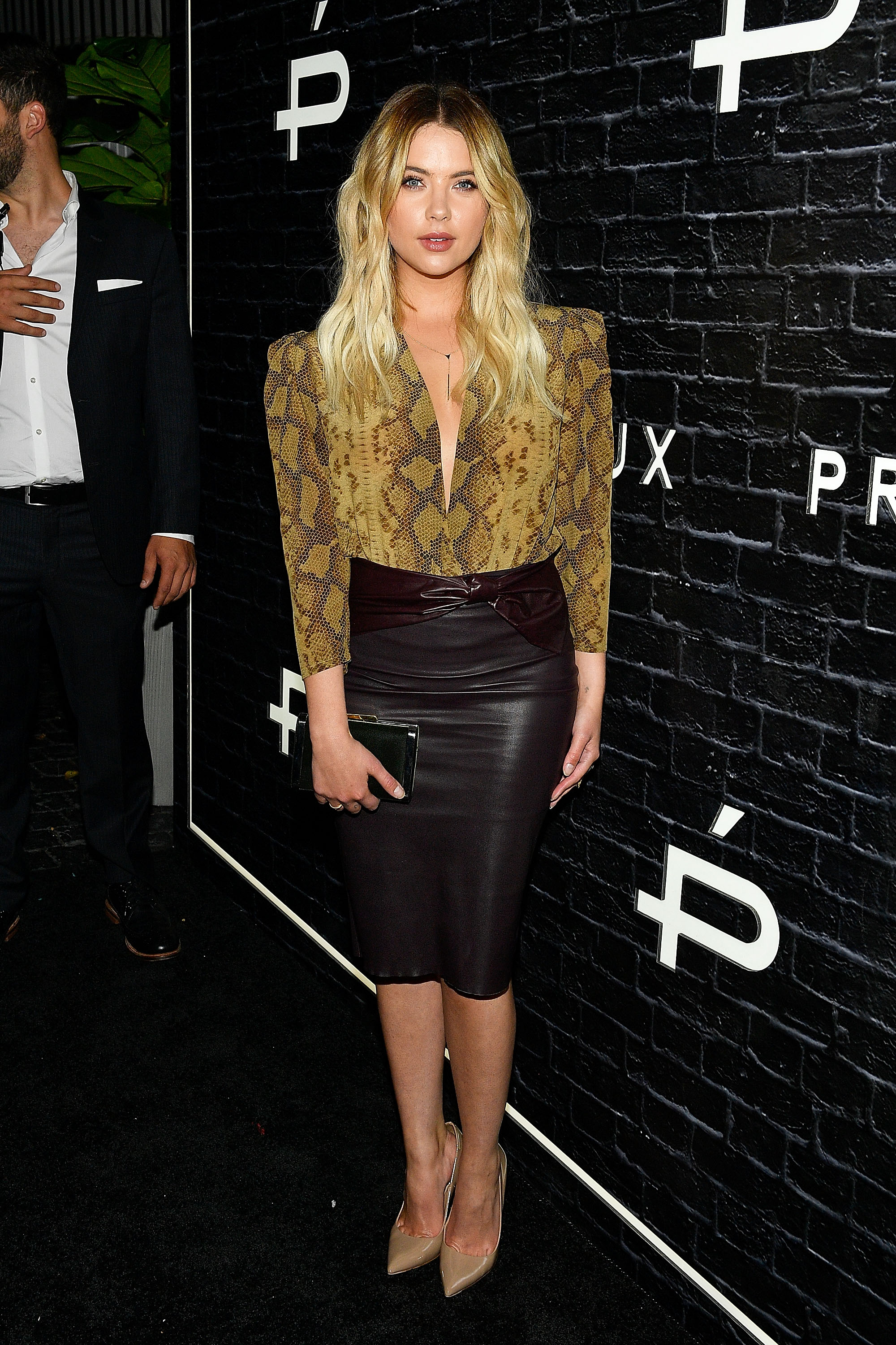 Ashley Benson, look, style