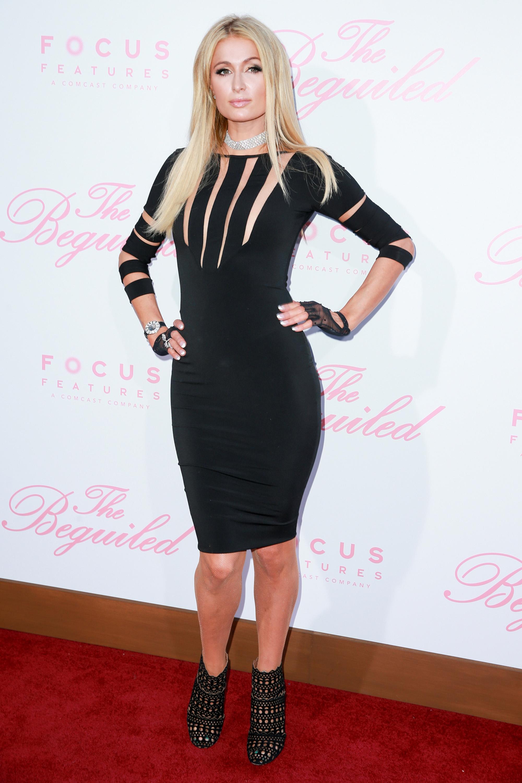 Paris Hilton, look, style