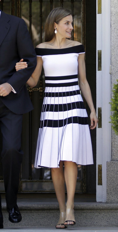Reina letizia, look, estilo, style