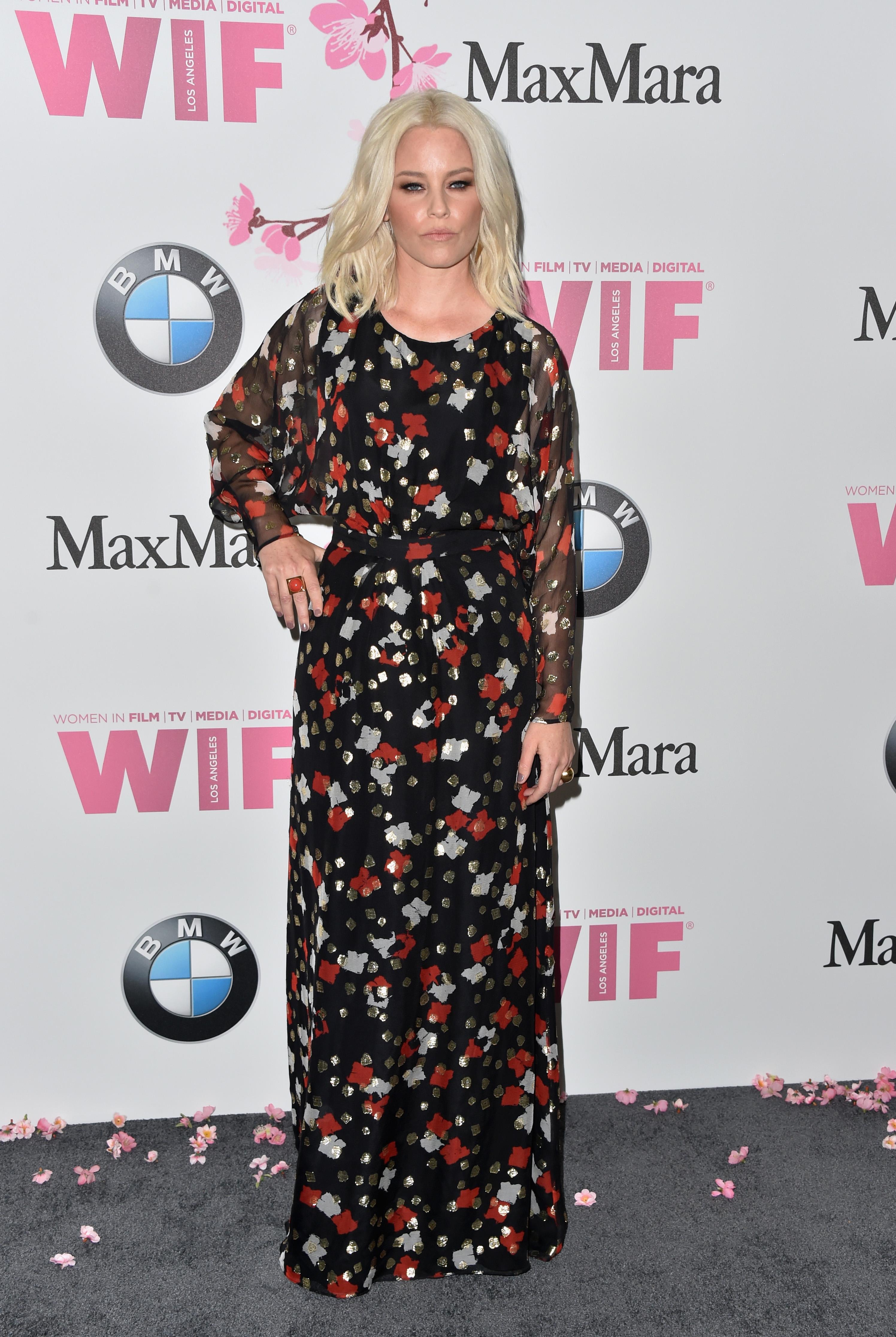 Elizabeth Banks, look, estilo, style