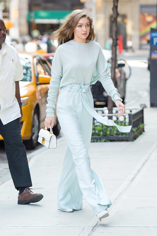 Gigi Hadid, loo, estilo, style