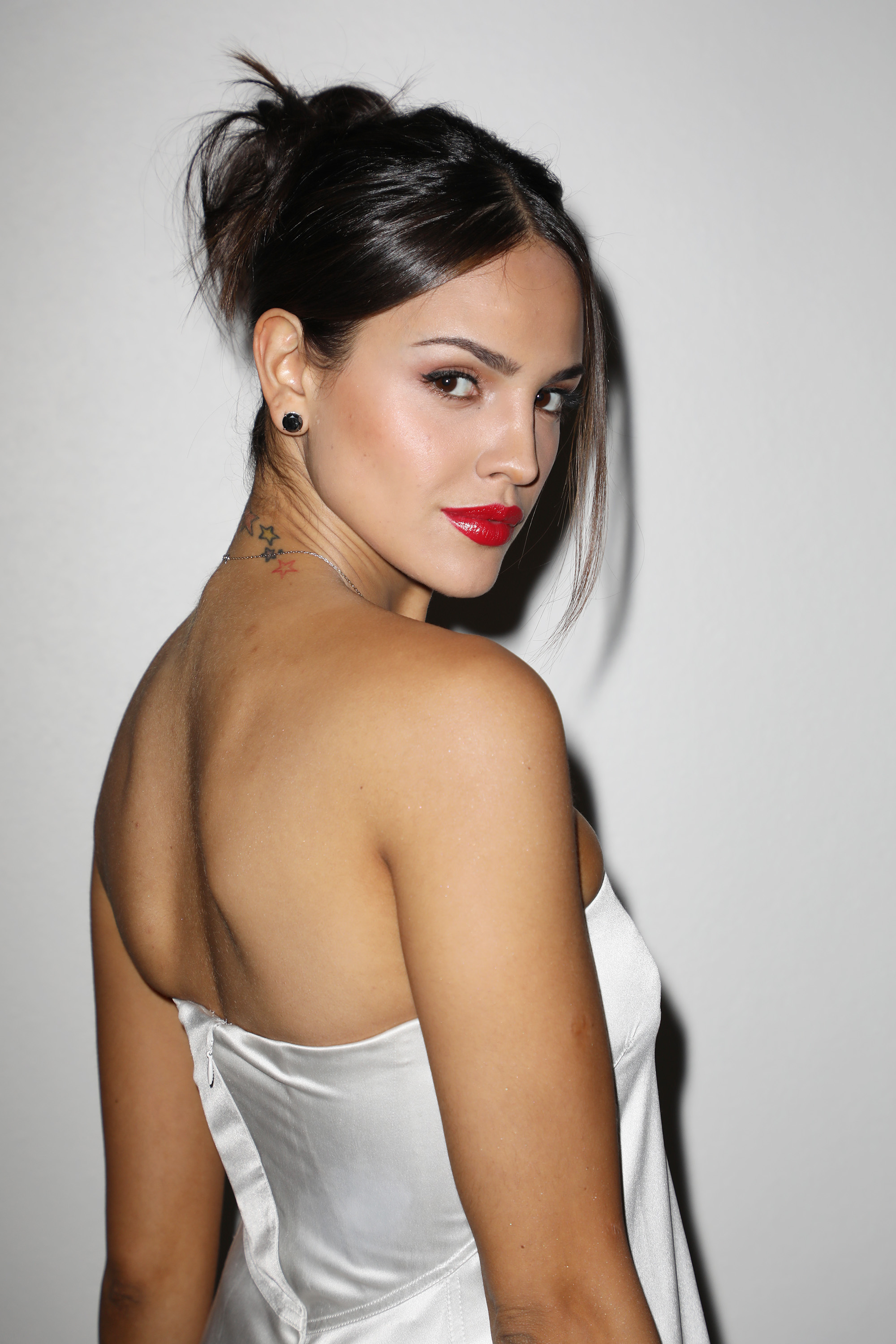 Actress, Eiza Gonzalez, Introduces a Special Screening of 'Baby Driver' at Regal South Beach on June 15, 2017 in Miami, Florida