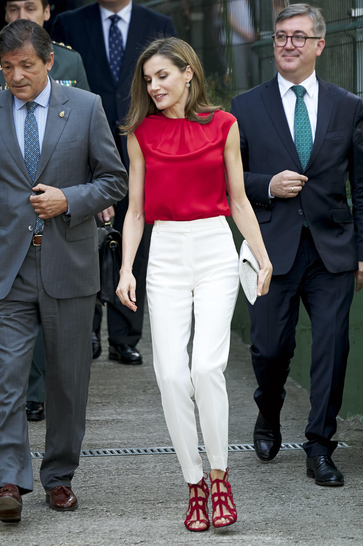 Letizia Ortiz, Reina letizia, look, estilo, style