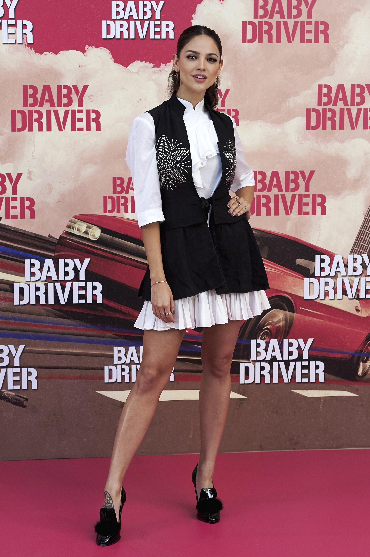 Eiza Gonzalez, looks, estilo, style, baby drive
