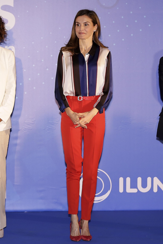 Letizia Ortiz, look, estilo, style