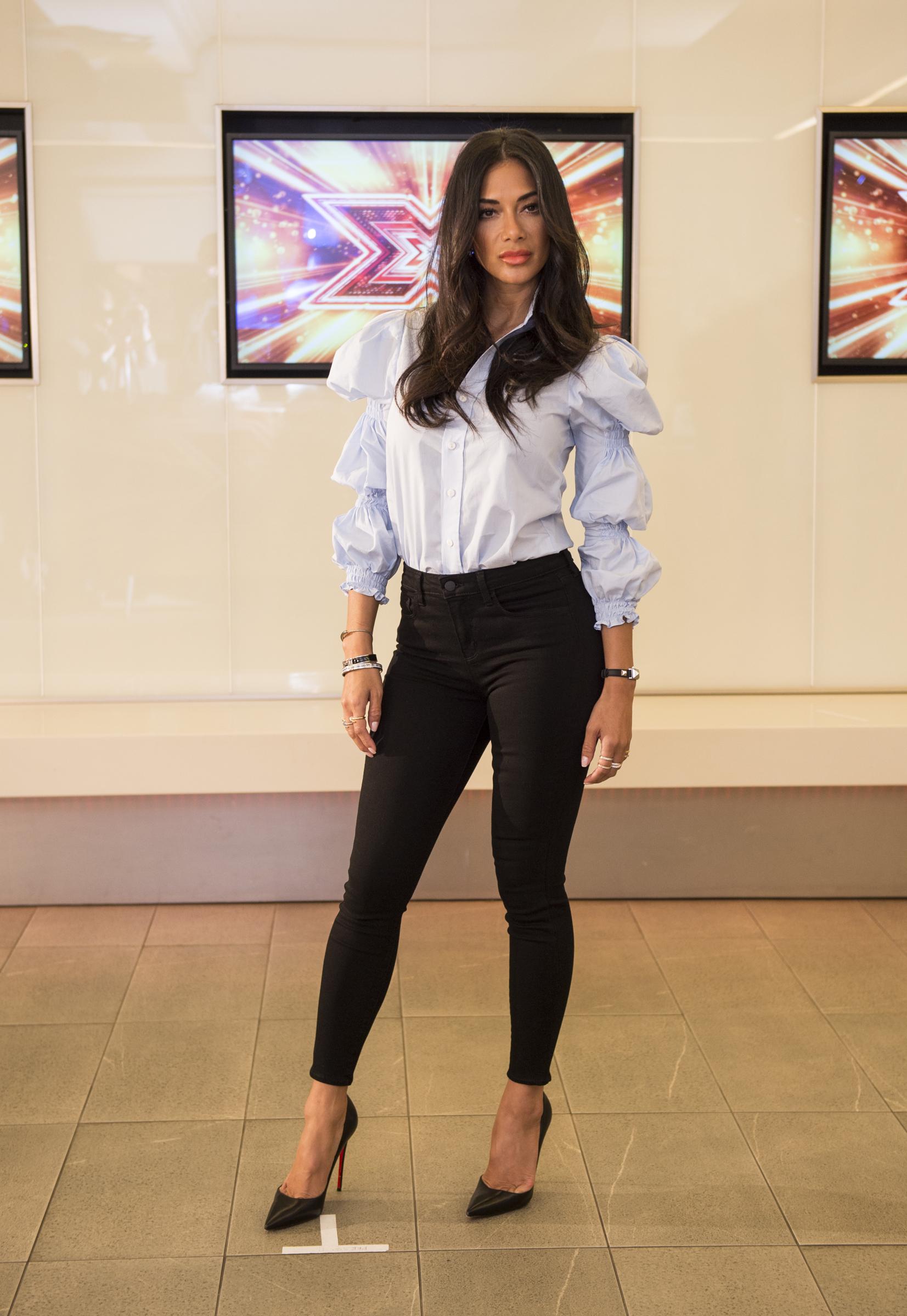 Nicole Sherzinger, looks, style