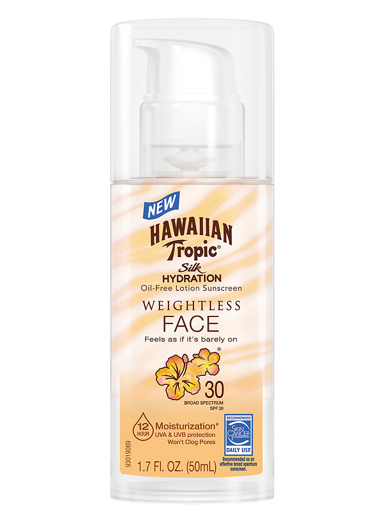 bloqueador, sol, producto, Hawaiian Tropic