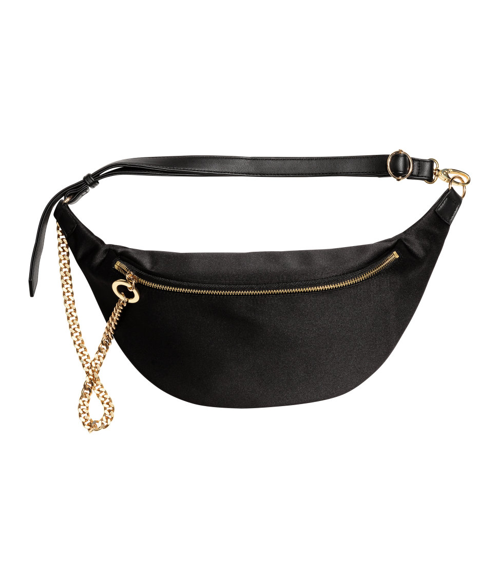 bandolera, moda, tendencia, fanny pack, H&M