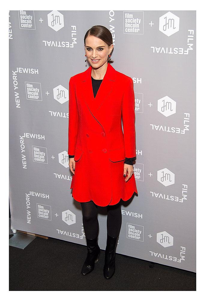 Natalie Portman, look del día