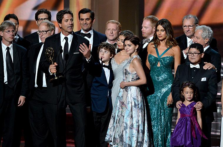 Modern Family, Emmys 2012