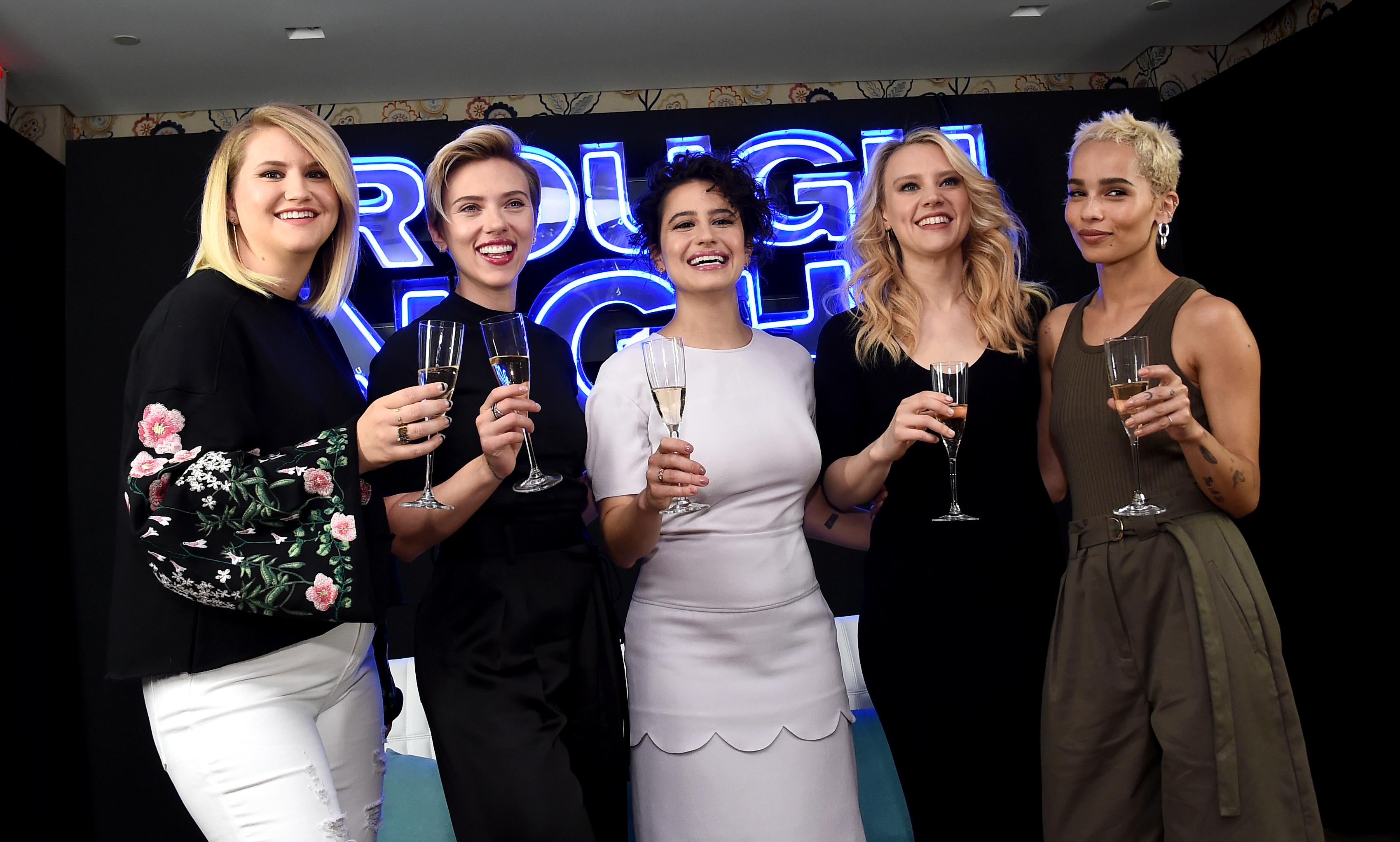 Jillian Bell, Scarlett Johansson, Ilana Glazer, Kate McKinnon, Zoe Kravitz