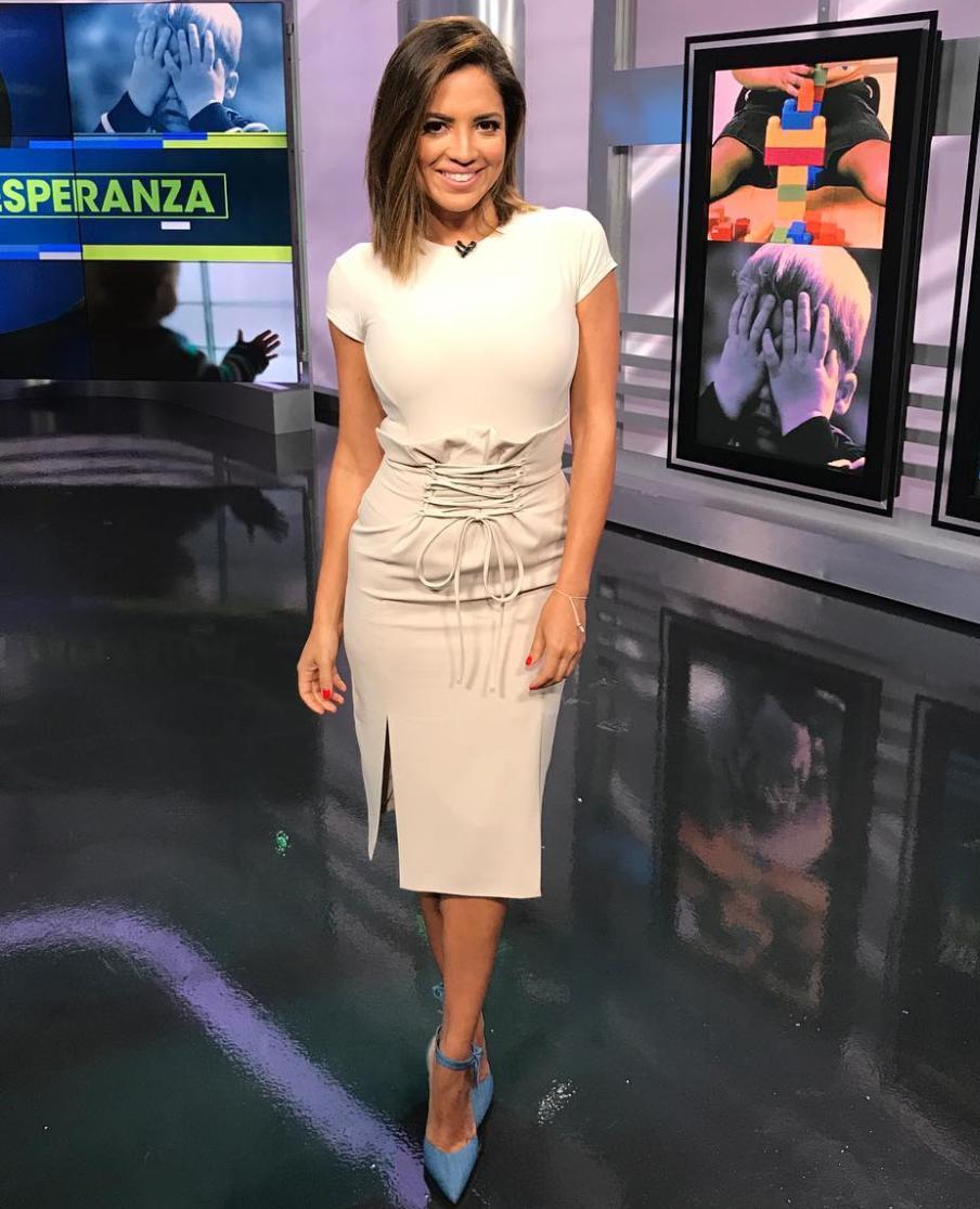 Pamela Silva, look, estilo, primer impacto