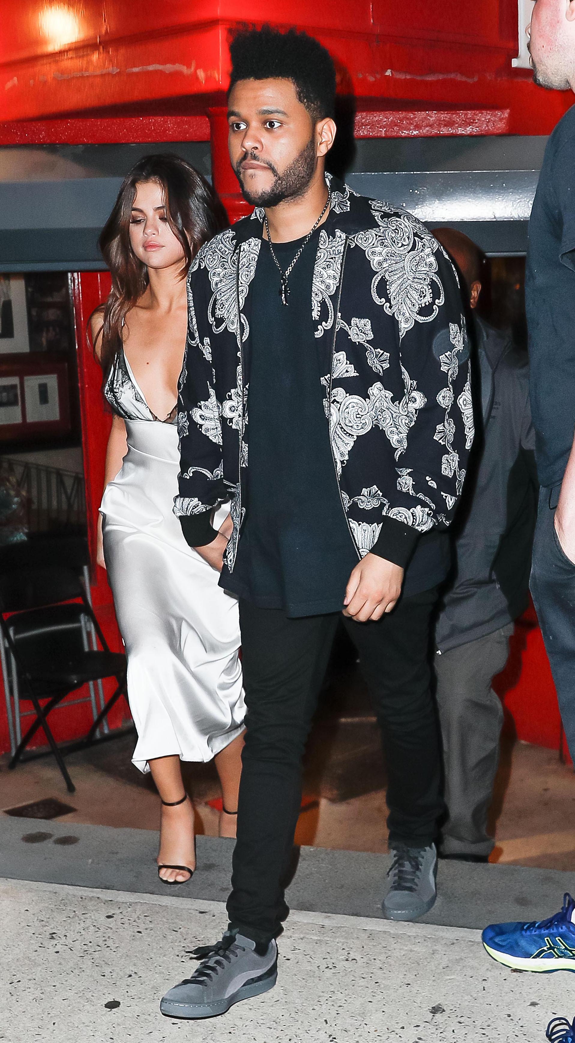 Selena Gómez, The Weeknd