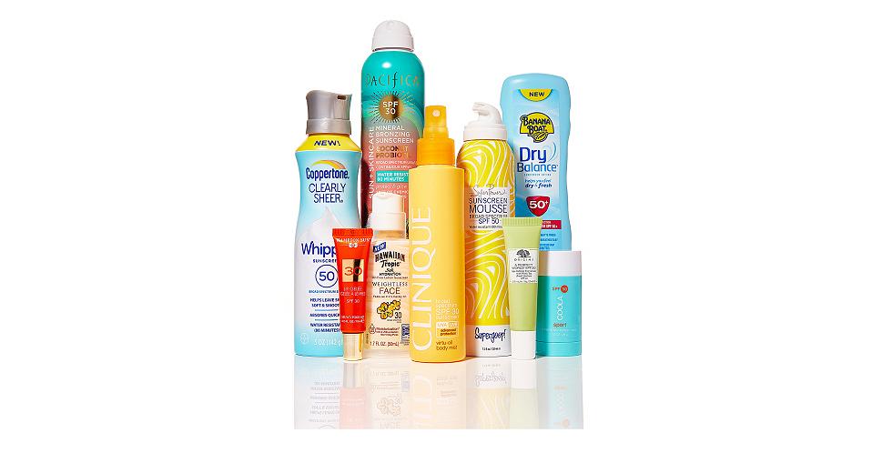 protector solar, spf, bloqueador, verano, piel