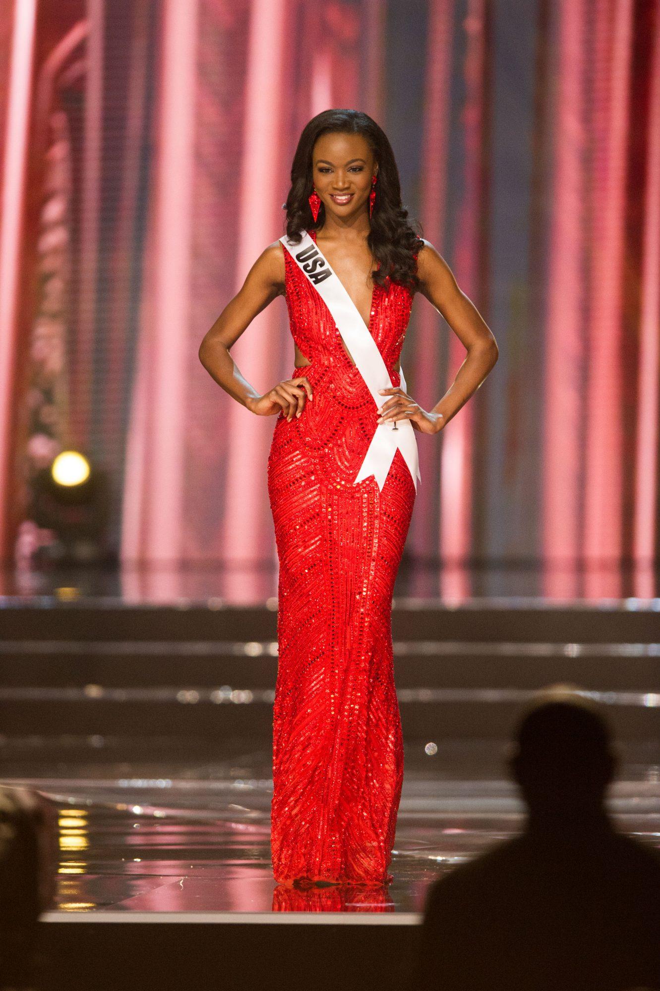 Deshauna Barber, Miss USA