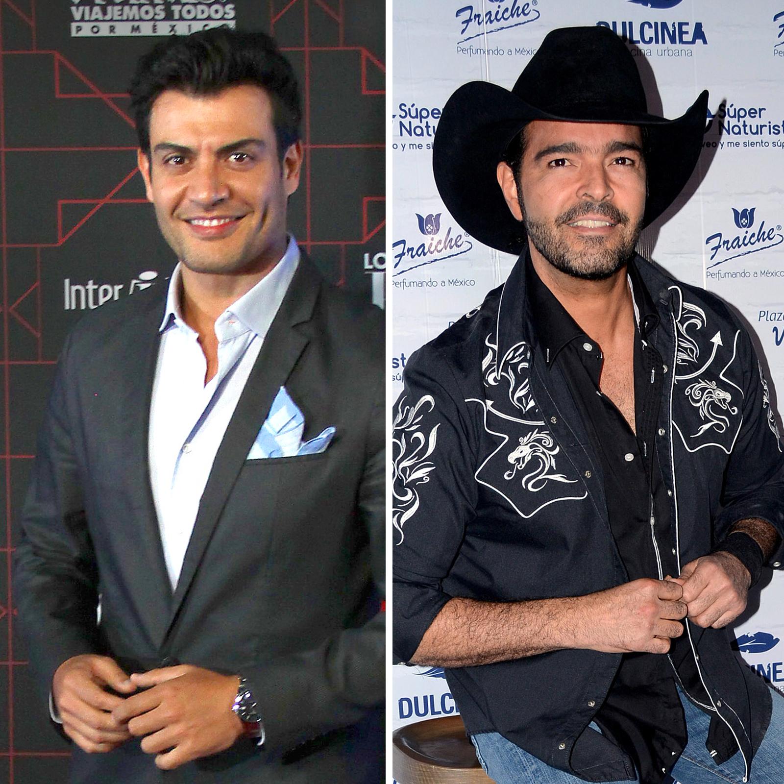 Andrés Palacios y Pablo Montero