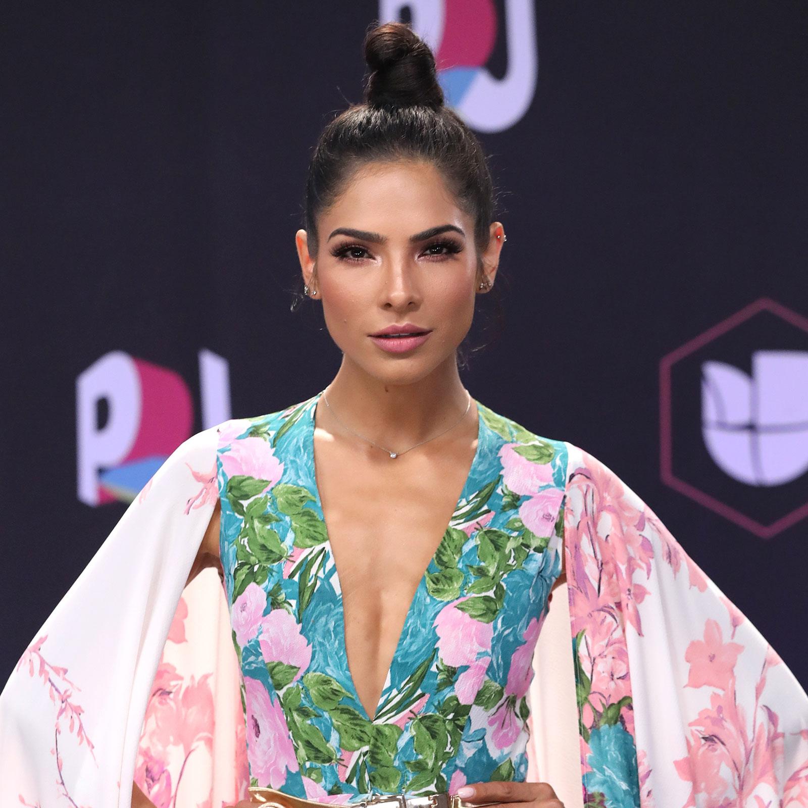 Alejandra espinoza, looks, premios juventud, peinado