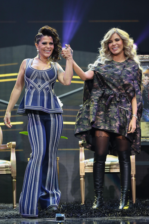 Alejandra Guzman habla de su gira con Gloria Trevi   People en Español