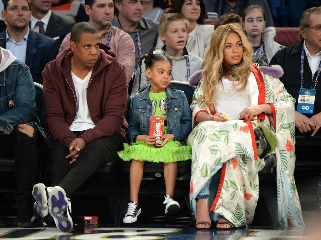 Jay Z, Blue, Ivy Carter