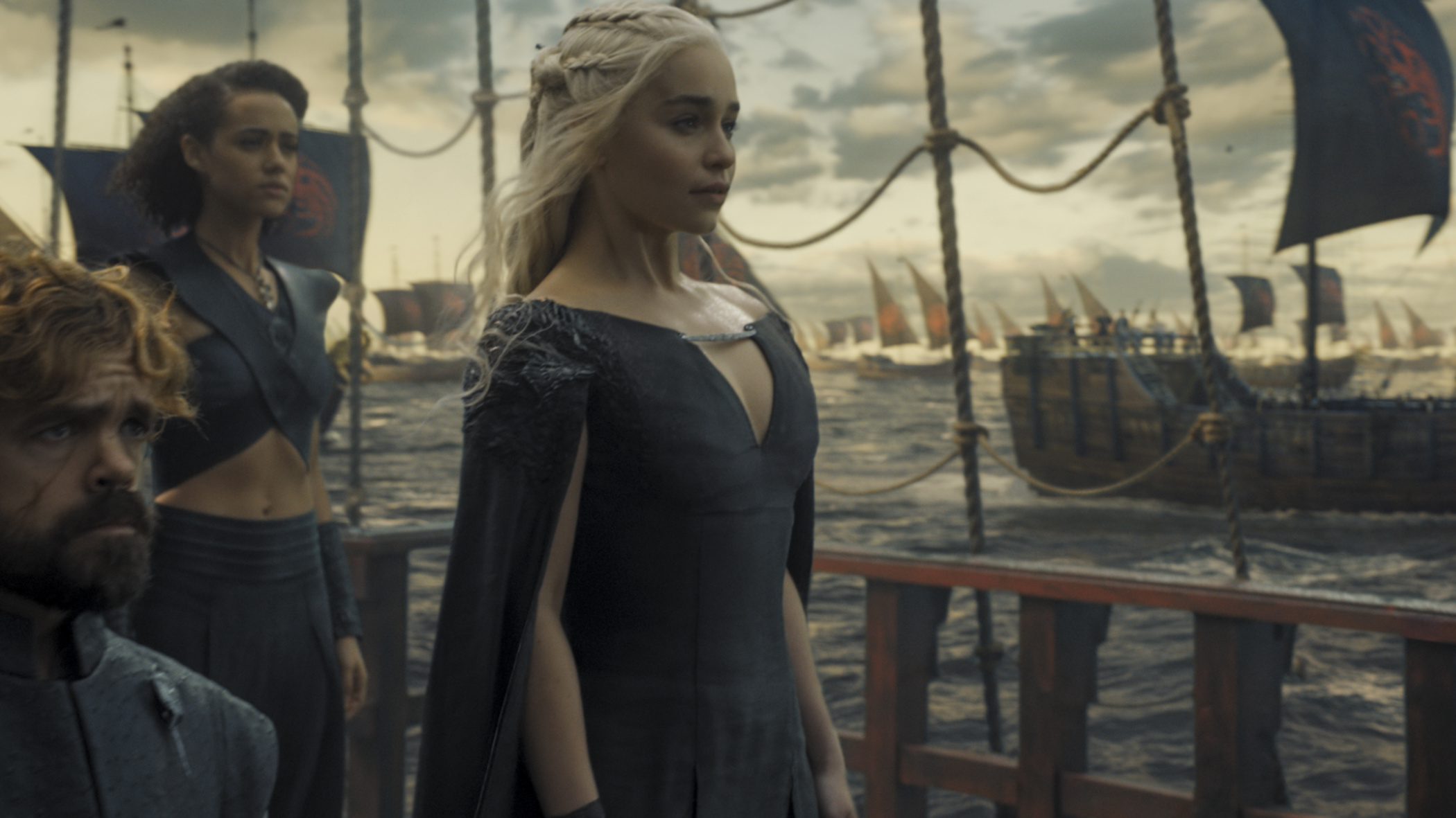 Game of Thrones, moda, televisión
