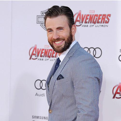 Avengers, galanes, sexy, Chris Evans
