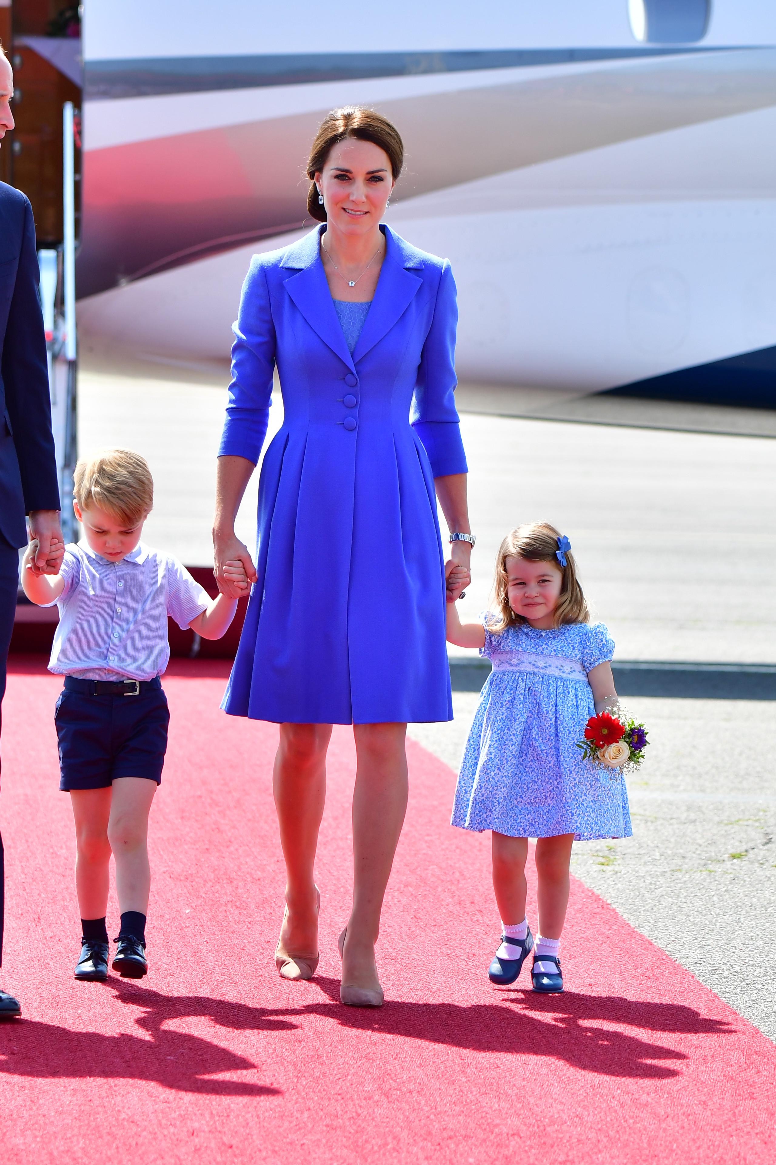 Kate Middleton, looks, style, estilo, alemania