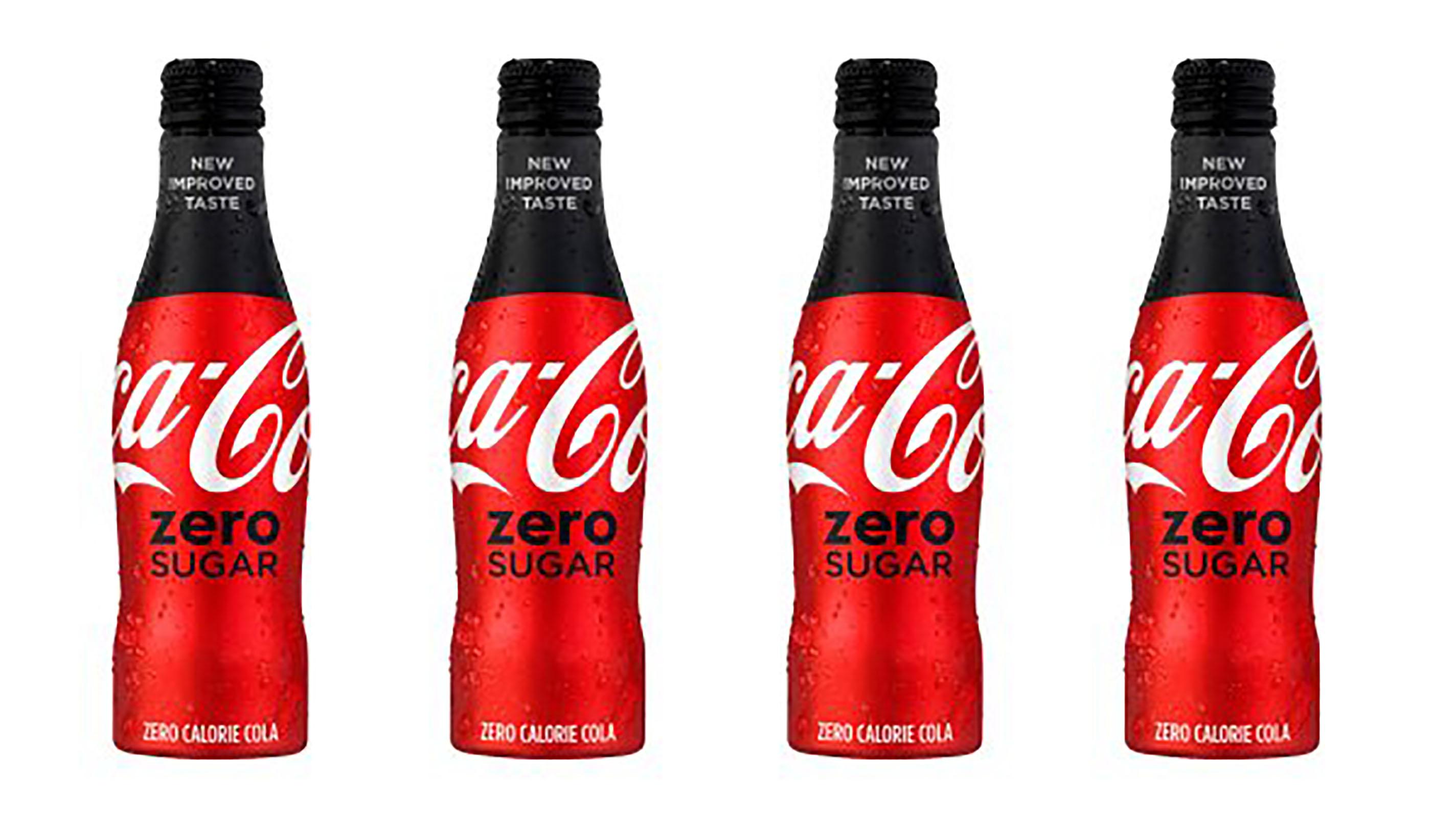 New Coke Zero